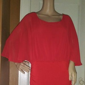 The little  red dress NWOT